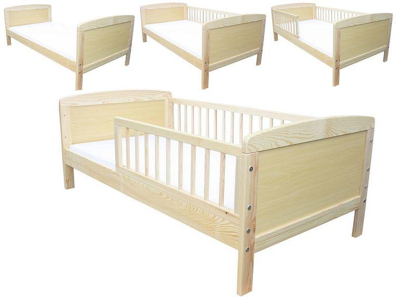 kinderbett juniorbett 160 x 70 cm schaumstoffmatratze neu ebay. Black Bedroom Furniture Sets. Home Design Ideas