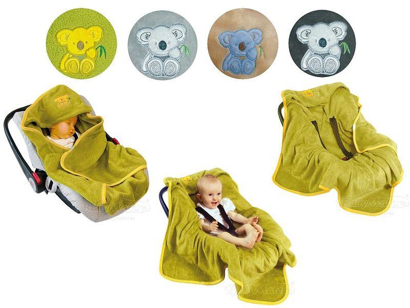 baby einschlagdecke decke f r babyschale autokindersitz kinderwagen koala ebay. Black Bedroom Furniture Sets. Home Design Ideas