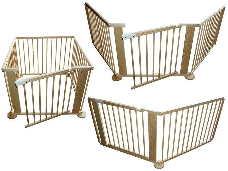 t rgitter schutzgitter verstellbar 70 bis 110 cm kiefer. Black Bedroom Furniture Sets. Home Design Ideas