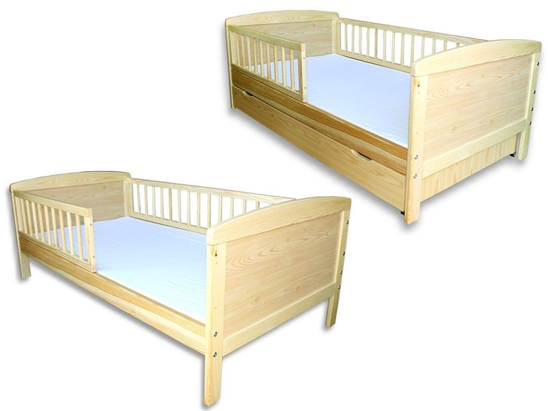 kinderbett juniorbett 160 x 70 cm kokosmatratze neu ebay. Black Bedroom Furniture Sets. Home Design Ideas