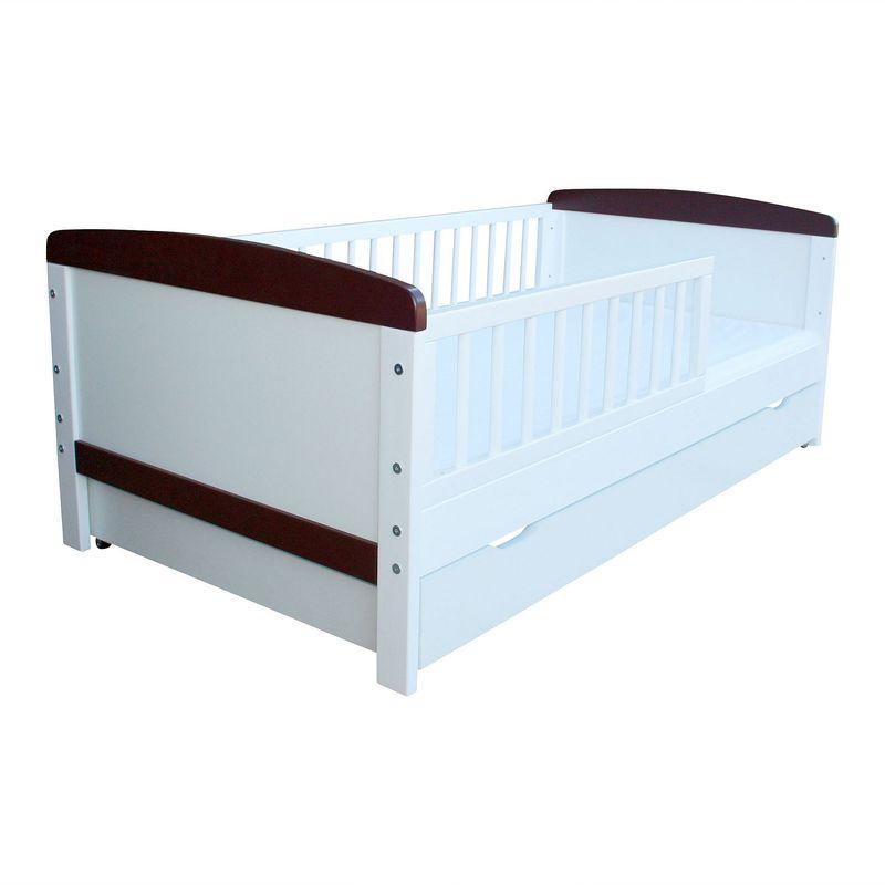 Kinderbett Juniorbett 2K 140x70 cm oder 160x70 cm optional Matratze Schublade